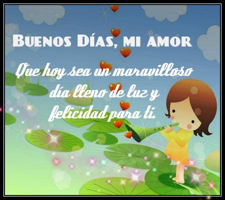 Frases De Amor De Buenos Dias Mi Amor Frases Hoy