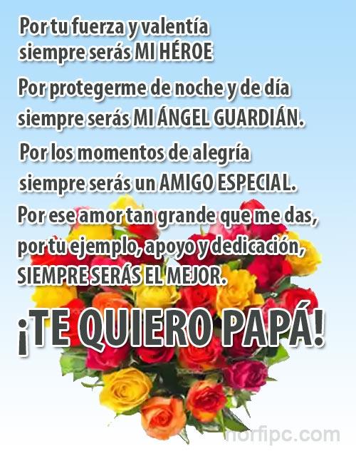 Mensajes Bonitos Y Frases Originales De Feliz Día Del Padre Fraseshoy Org