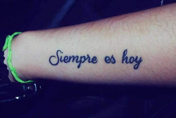 Las Mejores Frases Para Tatuajes Fraseshoy Org