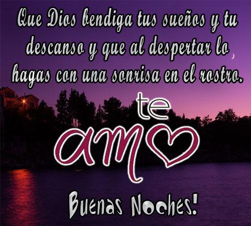 Frases De Buenas Noches Mensajes De Amor Palabras Bonitas Y