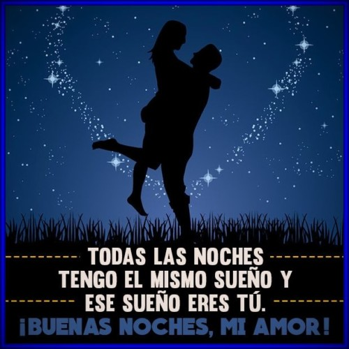 Frases De Buenas Noches Mensajes De Amor Palabras Bonitas Y Románticas Fraseshoy Org