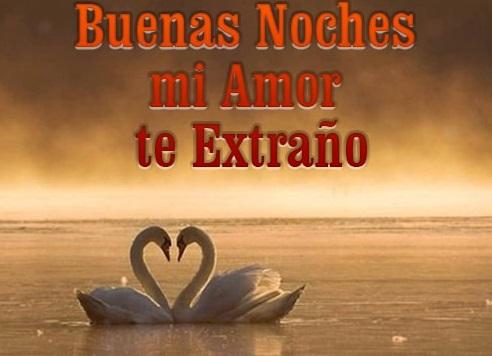 Best Imagenes De Buenas Noches Mi Amor Te Extrano Image Collection