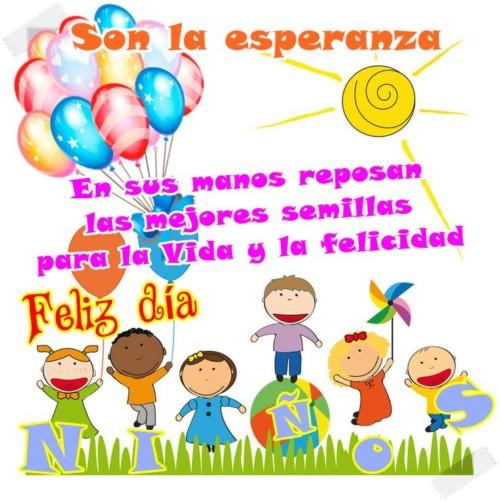 Feliz Día Del Niño 2020 Imágenes Frases Tarjetas Para