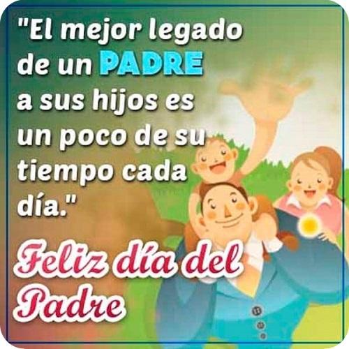 Frases Para El Dia Del Padre Cortas Y Bonitas 1 Frases Hoy