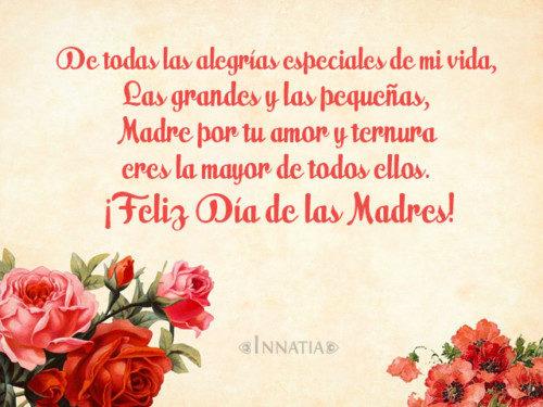 Feliz Día de la Madre: Frases e Imágenes bonitas para felicitar ...