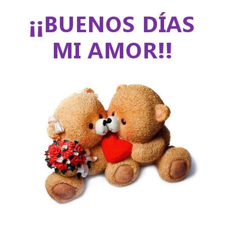 Mensajes Y Frases De Buenos Dias Mi Amor Bonitas Que