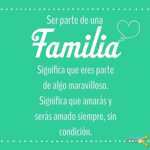 Feliz Día De La Familia 2020 Imágenes Frases Tarjetas