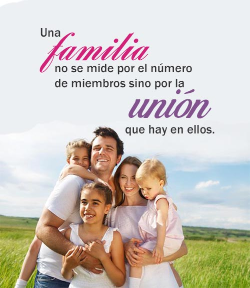 Frases Para Una Familia Unida Numero Frases Hoy