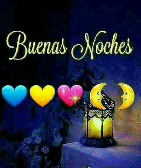 Tarjetas De Buenas Noches Imagenes Y Frases Para Saludar Y
