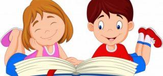 10 Poemas bonitos cortos para niños