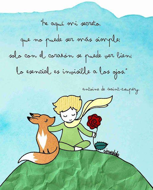 Frases Del Principito El Célebre Libro Para Niños