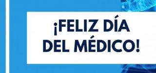 Feliz día del Médico 2021